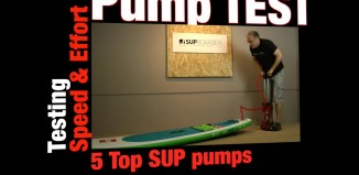 The SUP pump guide & test