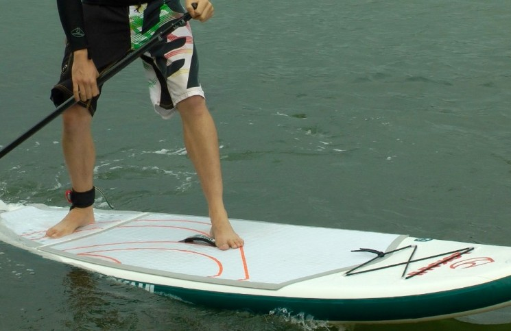 Lokahi 9'5'' WE / Water Explorer review - All round iSUP