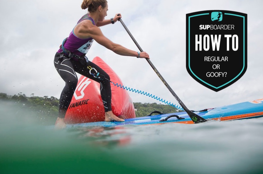 Do you SUP regular or goofy? / How to SUP Videos