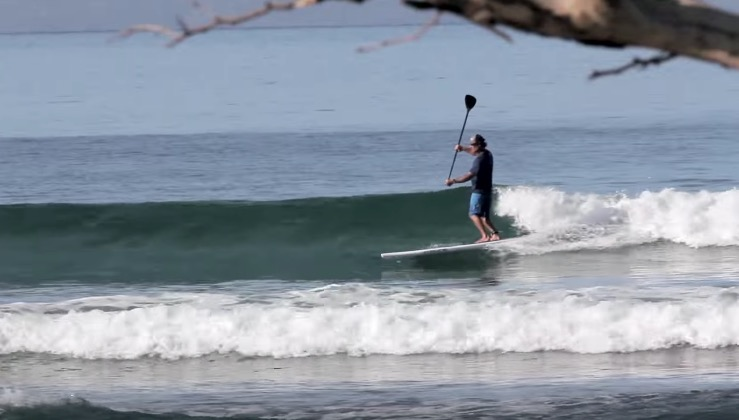 Dave Kalama's journey to SUP