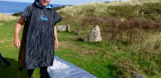 Palm Poncho's reviewed - Changing robes