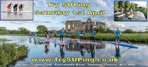Try SUPing day 2017 @ Surbiton | England | United Kingdom