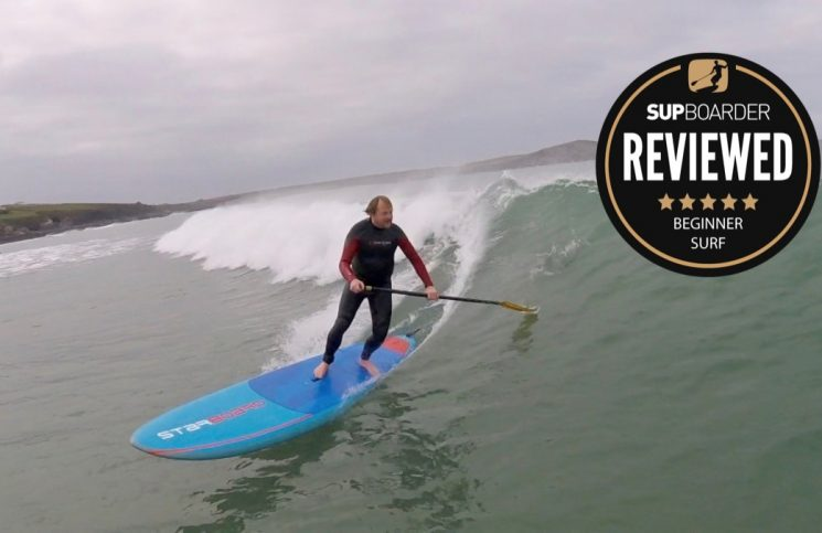 Starboard Wide Point 11'2'' 2017 review