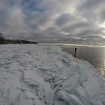 SUPing Lake Superior