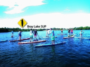 Bray Lake / Intro to SUP Racing & Improve your SUP skills day @ Bray Lake  | Bray | England | United Kingdom