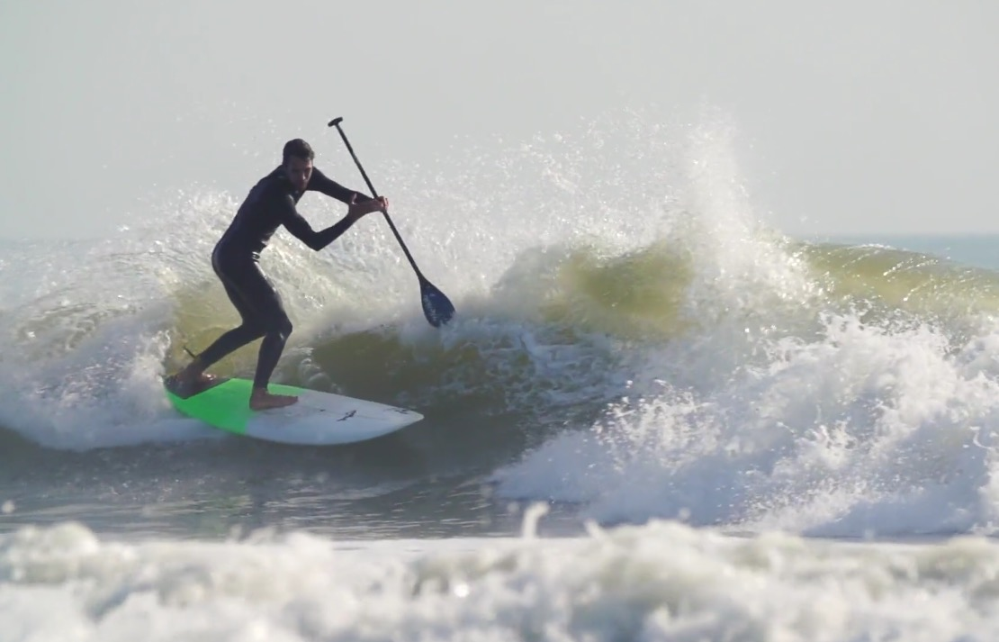 A slice of North Florida SUP fun