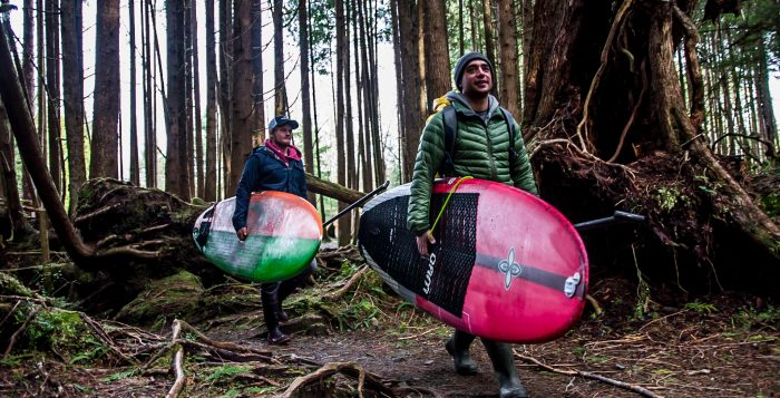 British Columbia 'Wild Coast' / SUP lifestyle short film