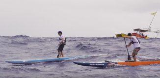 Molokai Paddleboard race