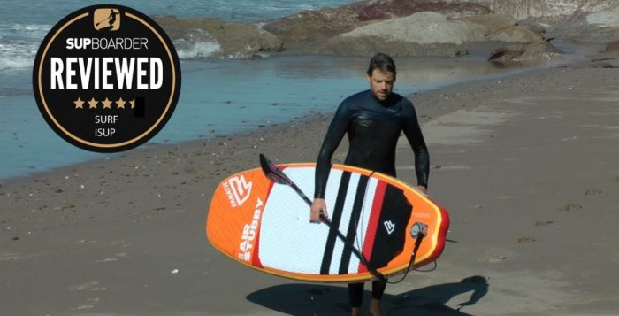 Fanatic Air Stubby 2017 review / Surf iSUP