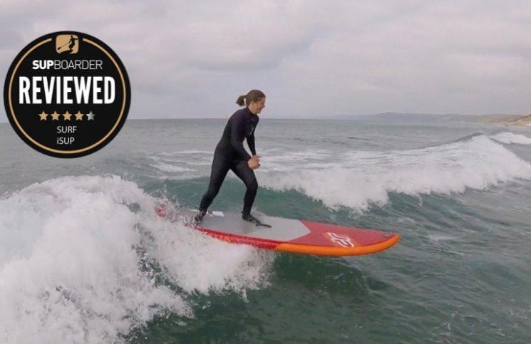 JP Australia Surf Air review / Surf iSUP