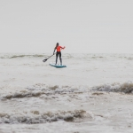 Lizzie Carr - English Channel solo SUP crossing