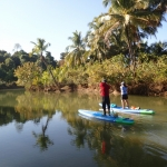 SUP travel in Myanmar