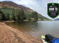 A SUP adventure crossing Scotland Part 1 / How to Video