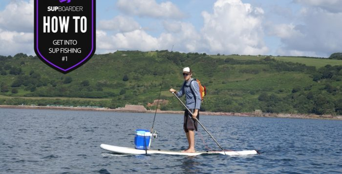 Stand Up Paddleboard Fishing