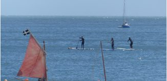 Weather forecasting - # 2 Make the most out of your SUP session