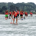The Morbihan Paddle Trophy France