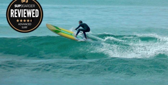 Naish Nalu 10' Carbon Pro 2017 review / Advanced Surf