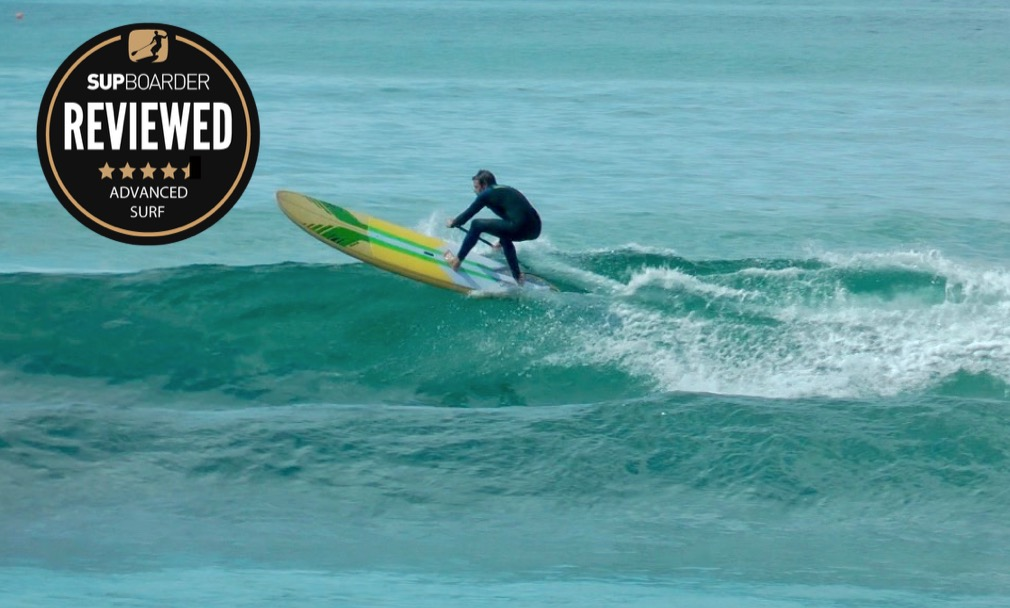 Naish Nalu 10' Carbon Pro 2017 review / Advanced Surf