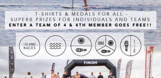 SUP ENDURANCE ROUND MERSEA ISLAND 2017