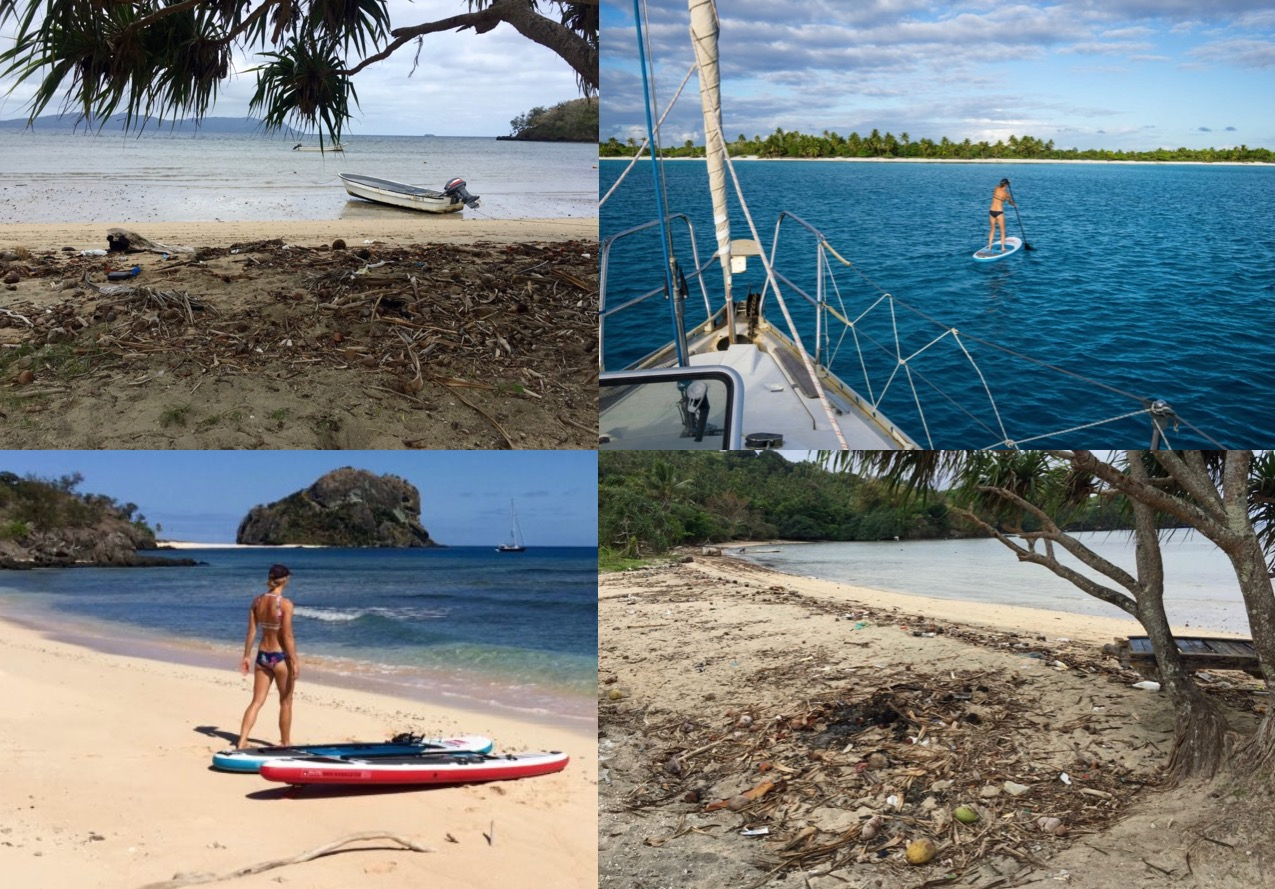 All is not well in paradise… / Voyage of Te Mana #4