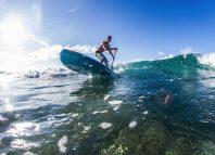 SUP surf skills