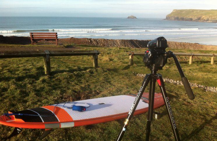 SUPboarder Pro video breakdowns