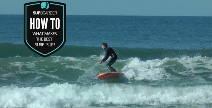 best surf iSUP