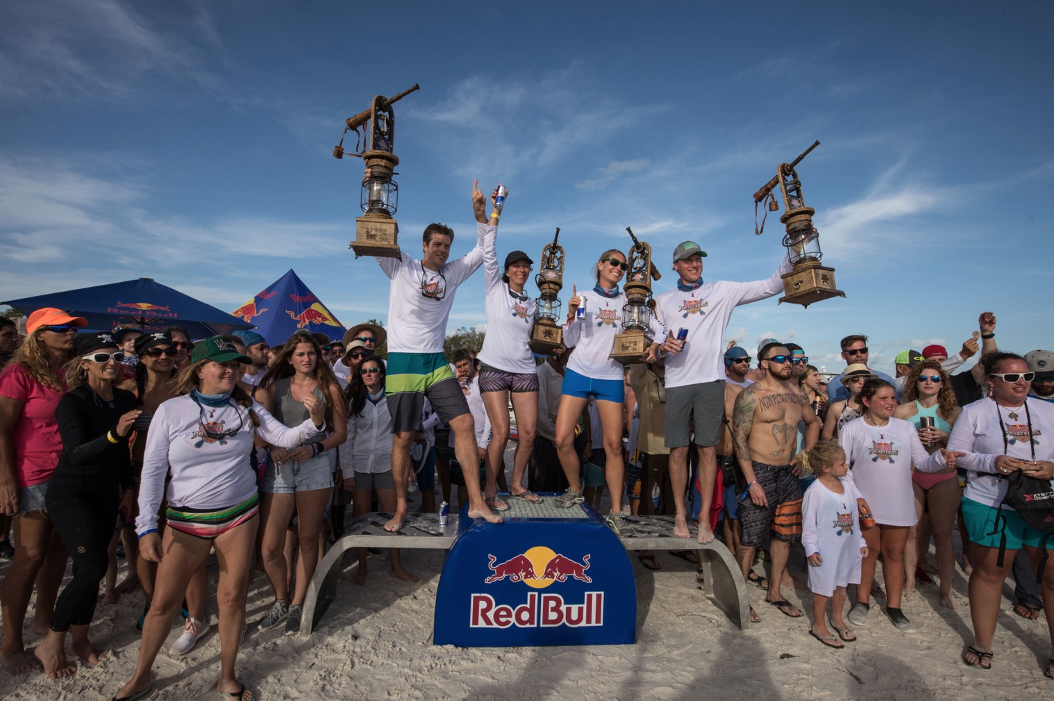 Red Bull Privateers Event 2018