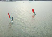 iSUP windsurf board