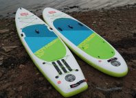 Red Paddle Co Voyager 12'6'' & 13'2'' 'First Look'