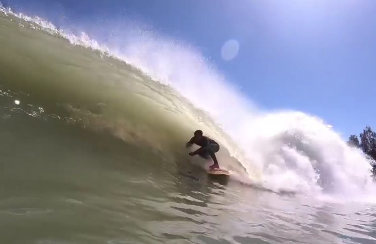 wave pool waves bring boards too small to call SUPs?