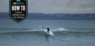 improve your SUP surfing