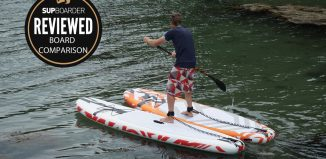 RRD AirSRRD AirSUP Vs EvoSUP 10'4'' / All-round iSUP, Comparison videoUP