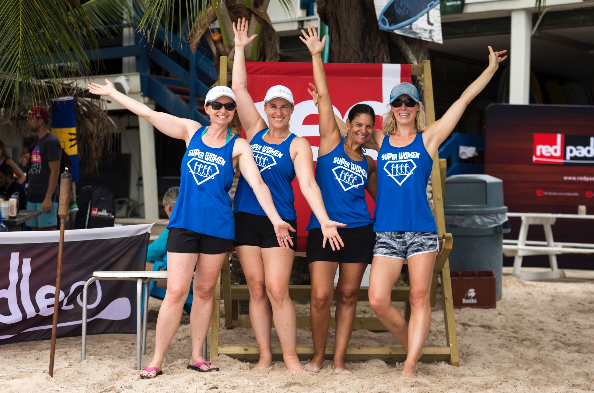 Red Paddle Co Dragon World Championships 2018