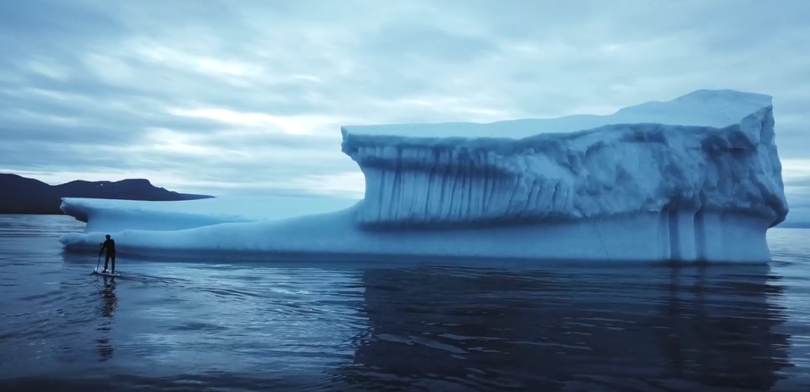 SUP Icebergs