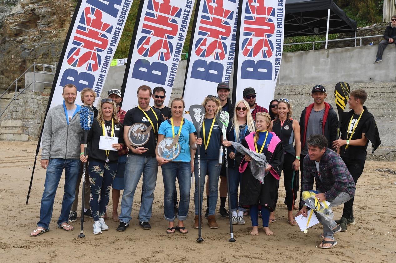 2018 BSUPA National Sup Surf Championships