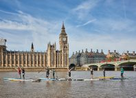 The London Crossing and Big Ben Challenge