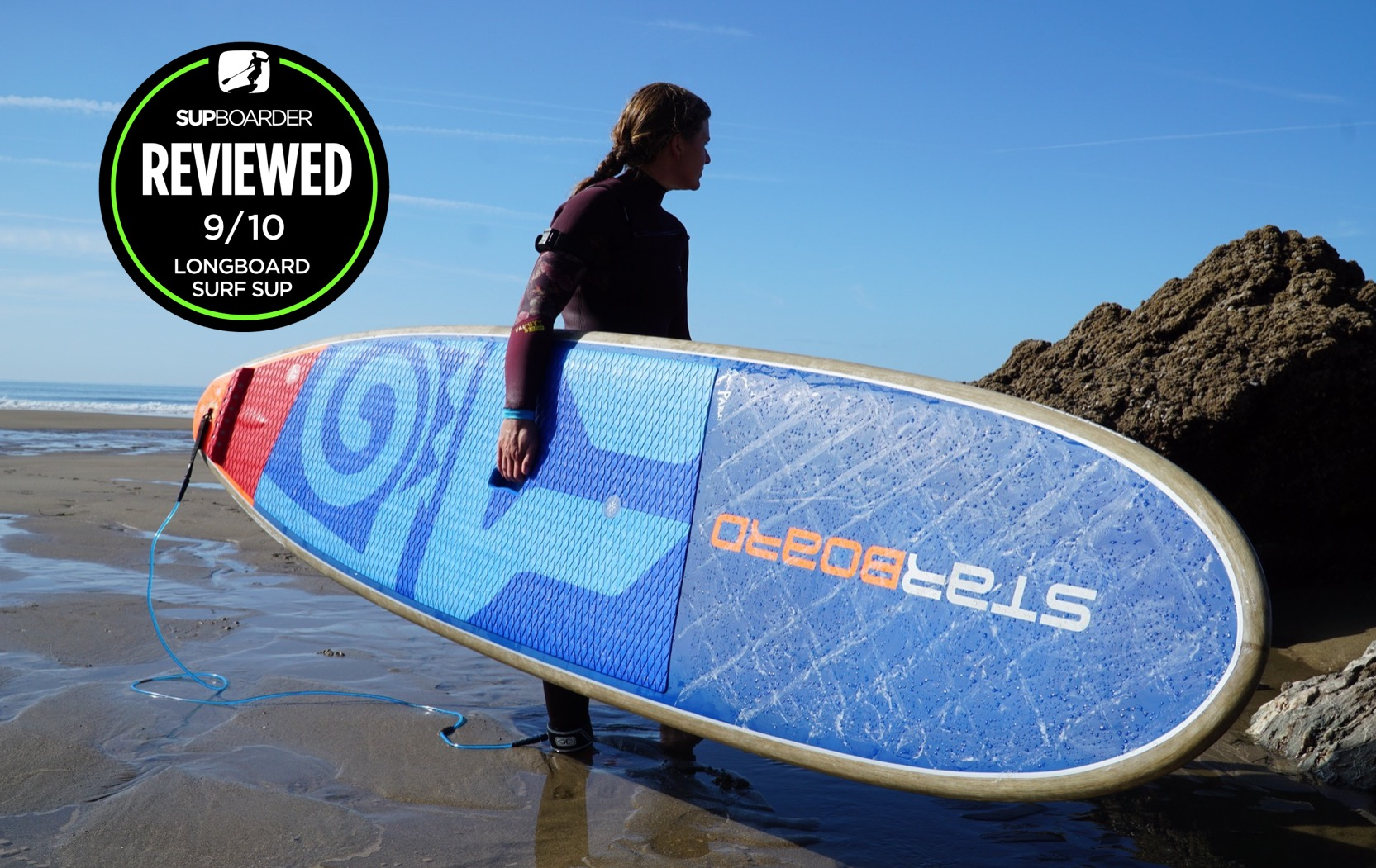 Starboard Longboard 2019 / Surf SUP video review