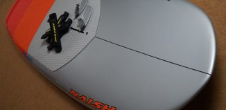 The Naish Hover & Thrust Foil 'First Look'