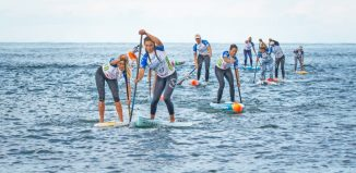 2018 ISA World SUP and Paddleboard