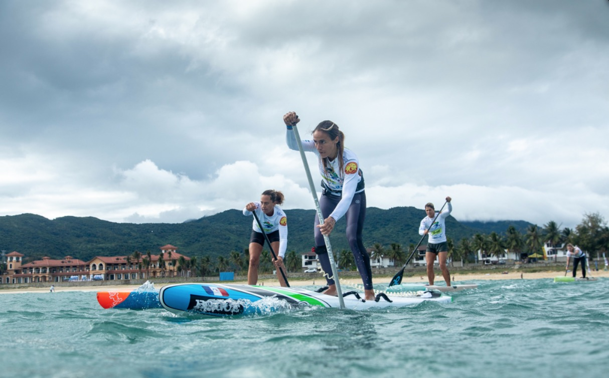 ISA Worlds Technical races