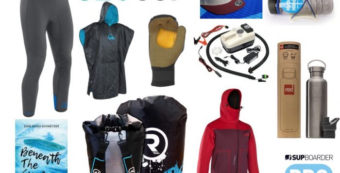 SUPboarders wish list / Xmas ideas for paddleboarders