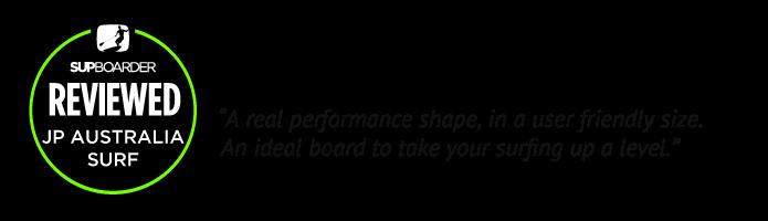JP Australia Surf 8'6'' 2019 Review / Advanced surf