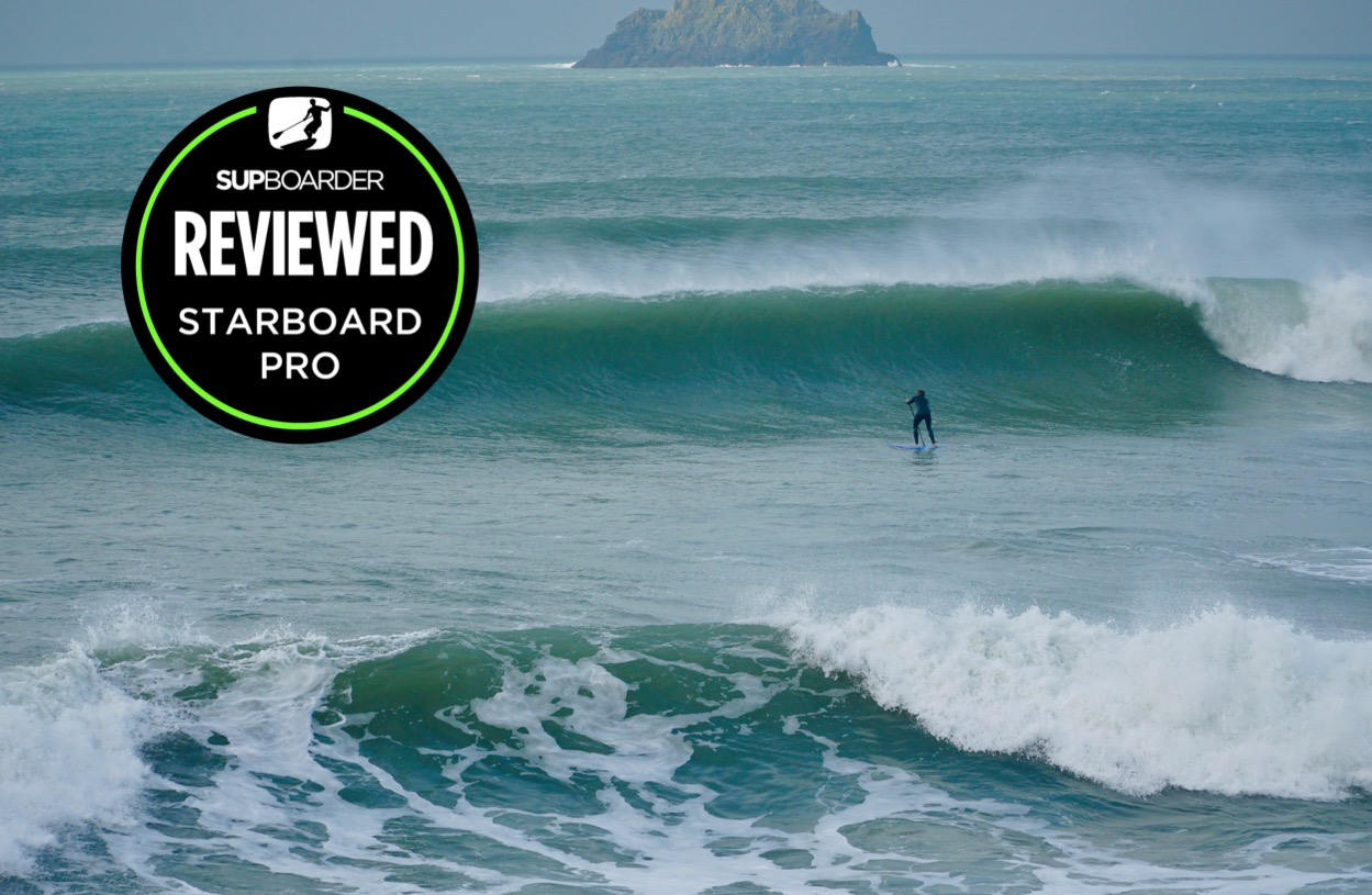 2019 Starboard PRO 7'10'' Review