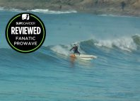 2019 Fanatic ProWave 8'9'' Review / Advance surf