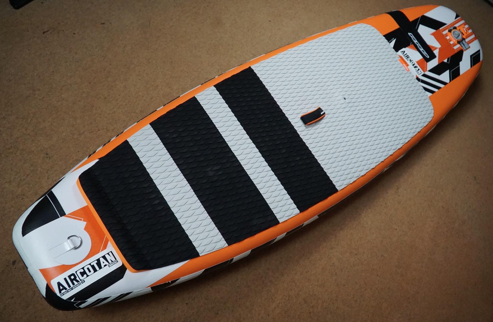 RRD Air COTAN 8'6'' 'First Look' / Surf iSUP