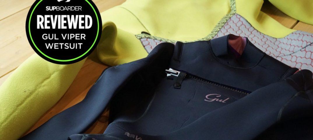Gul Viper 5/4mm Ladies & Mens / Wetsuit Review