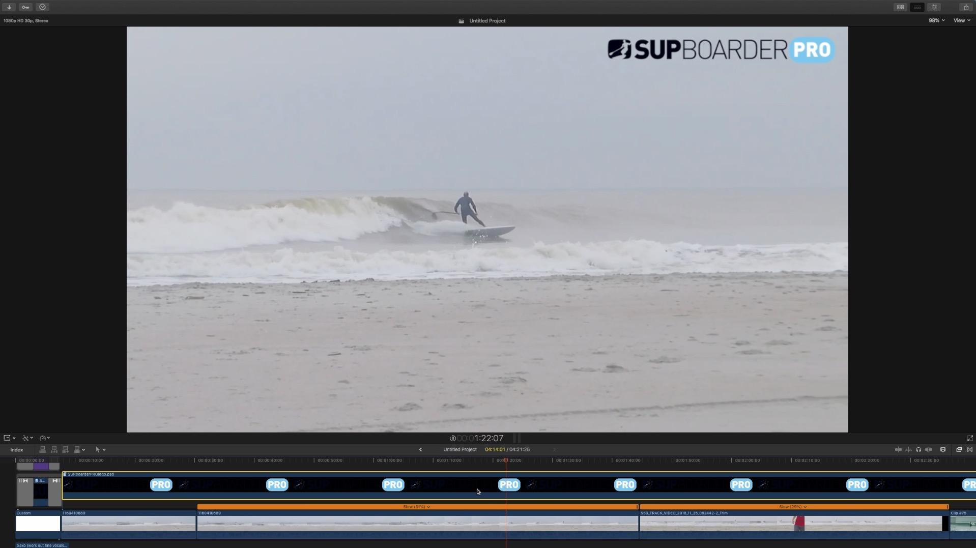 SUPboarder Pro