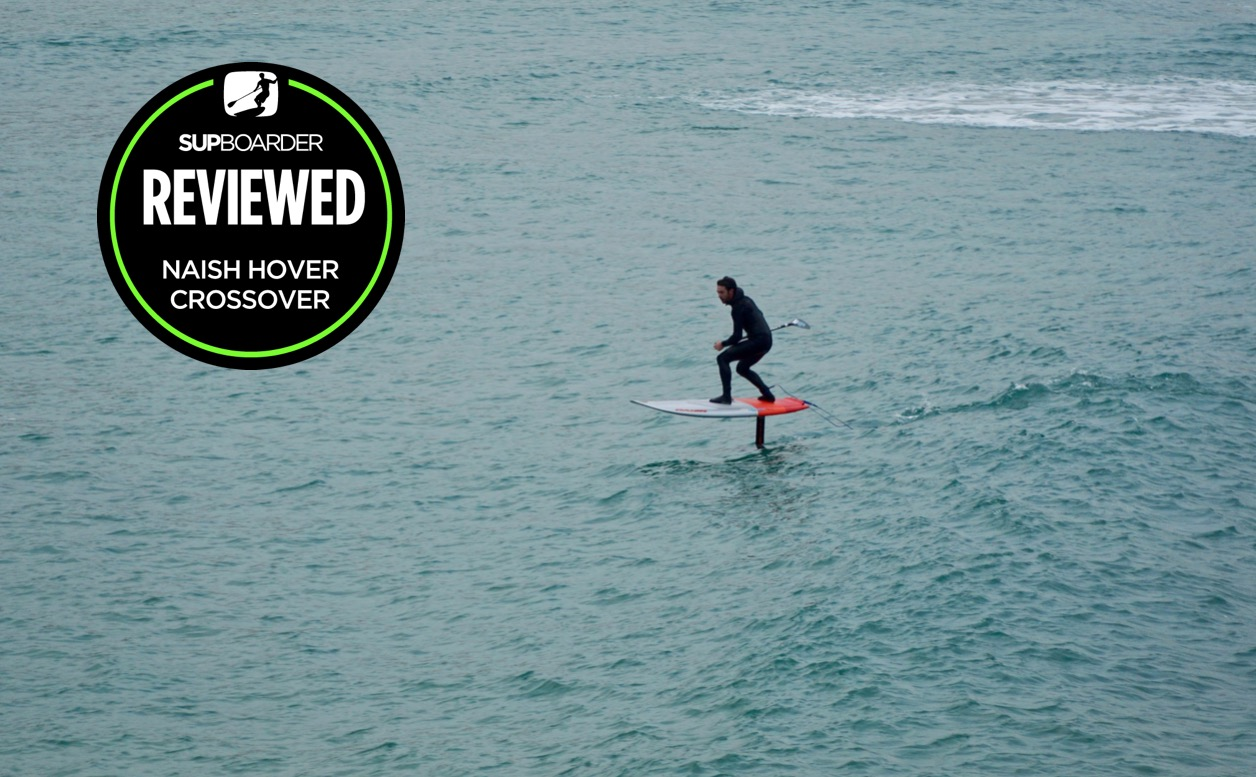 Naish Hover Crossover Review