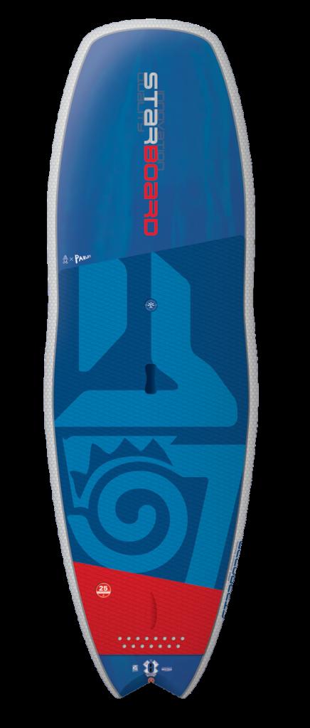Starboard Hyper Nut Starlite 8'4″x31.5″